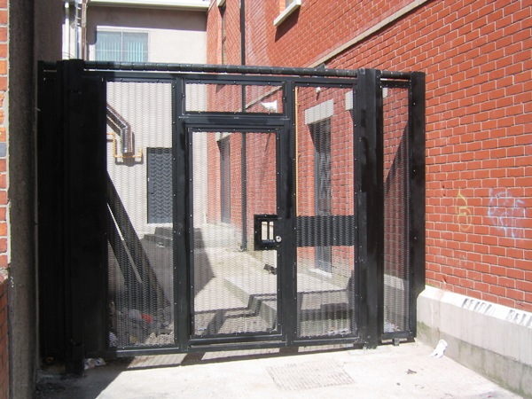 Clerk Engineering Suppliers And Installers Of Fencing